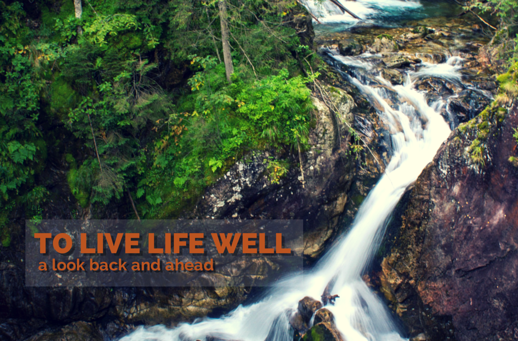 To Live Life Well